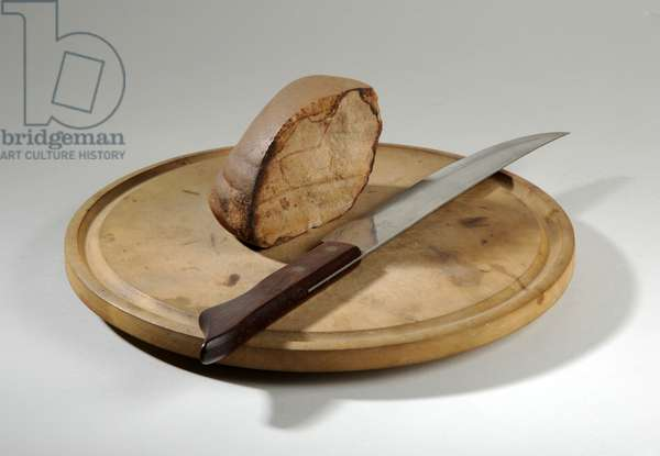 Raider's Bread, 1979 (mixed media) (see also 440310)