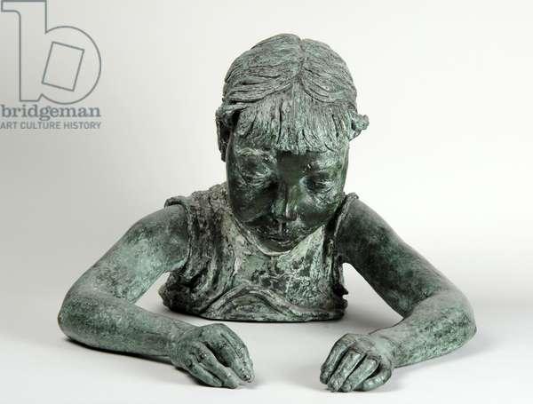 Peggy Jean (Sick Child), 1928 (bronze) (see also 440320-21)
