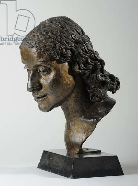 Rose, c.1932 (bronze) (see also 8760338-41)