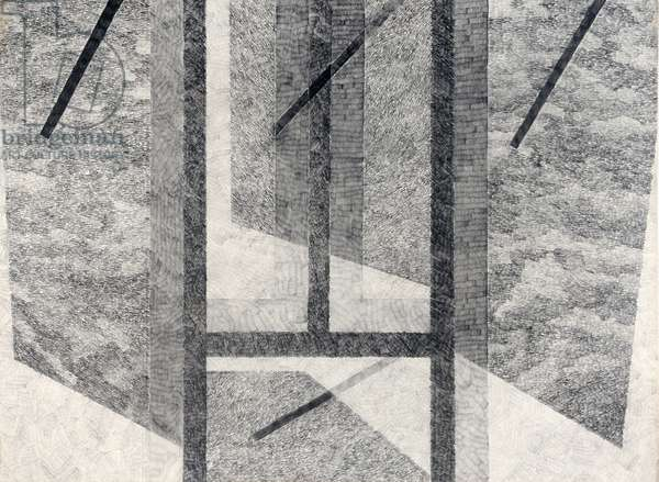 Untitled, c.1979 (pencil on paper)