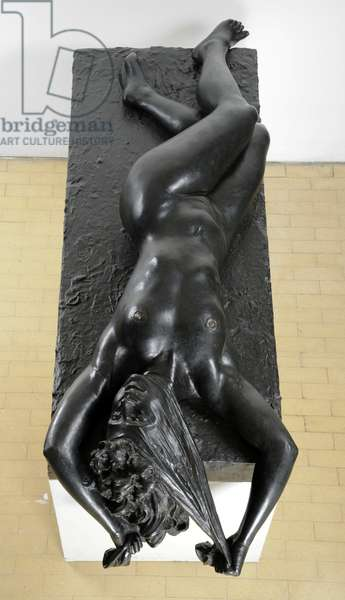 The Veiled Venus, 1900 (bronze) (see also 875996-876001)