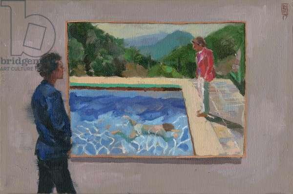 After Hockney