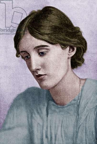 Virginia Woolf - English novelist and essayist: 25 January 1882 - 28 March 1941.