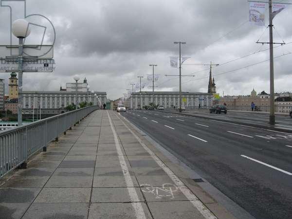 Nibelungen Bridge