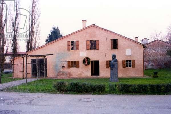 Verdi Giuseppe  birthplace