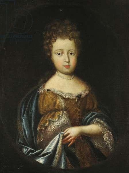Princess Eleonore von Schwarzenberg (oil on canvas)