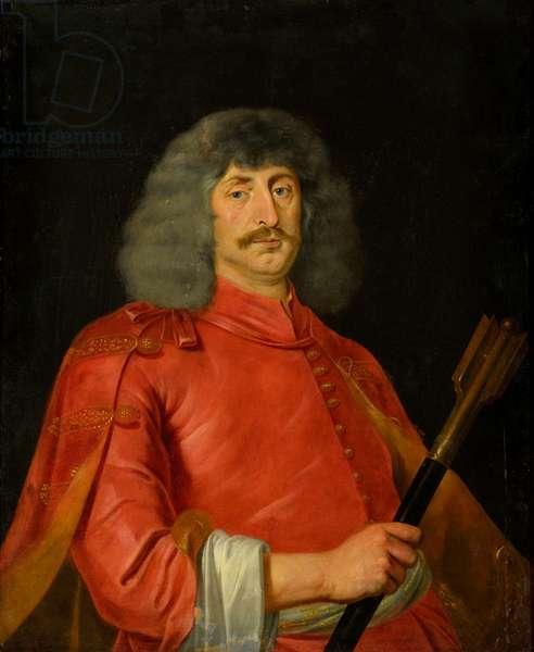 Portrait of Zrínyi Miklós Nelahozeves (oil on canvas)