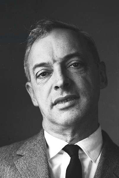Saul Bellow  portrait