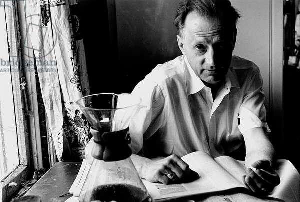 Nelson Algren American author