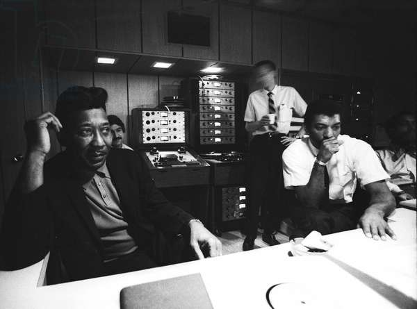 Muddy Waters at Chess