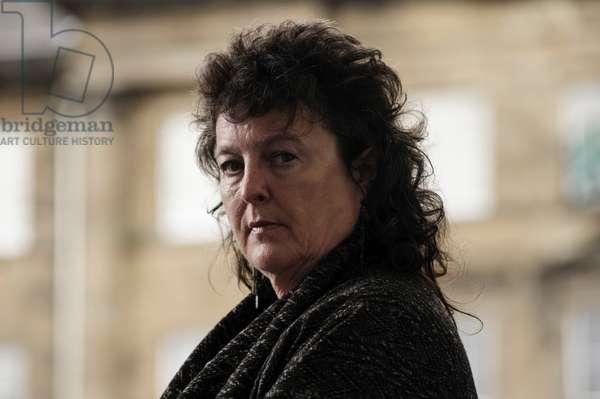 Carol Ann Duffy at the  2013 Edinburgh International Book Festival