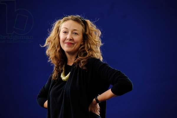 Peggy Riley at the 2013 Edinburgh International Book Festival