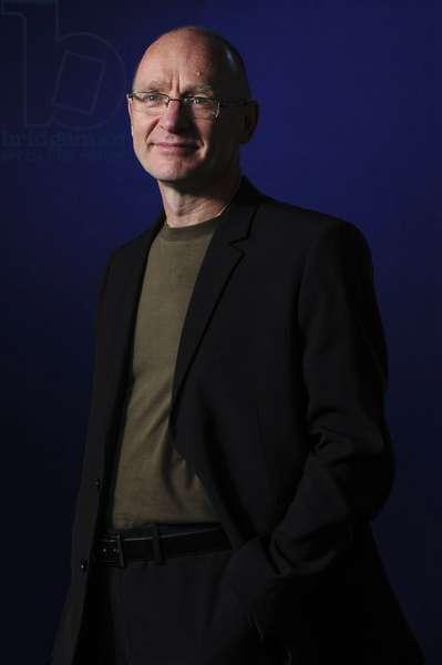 James Robertson at the 2013 Edinburgh International Book Festival