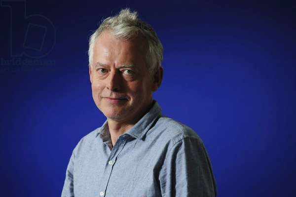 Tim Dee at the 2013 Edinburgh International Book Festival
