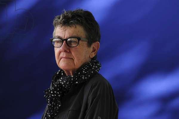 Kay Ryan at the 2013 Edinburgh International Book Festival