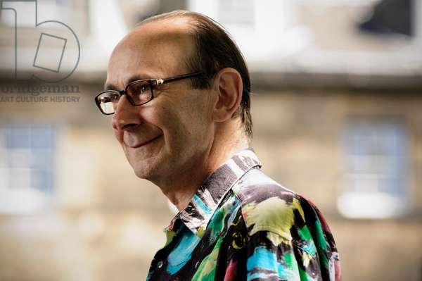 Oliver James at the 2013 Edinburgh International Book Festival