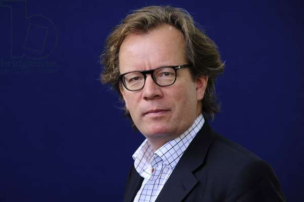 Mark Huband at the 2013 Edinburgh International Book Festival