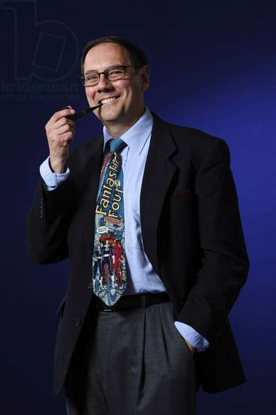 James Kakalios at the 2013 Edinburgh International Book Festival