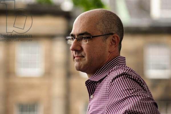 William Dobson at the 2013 Edinburgh International Book Festival