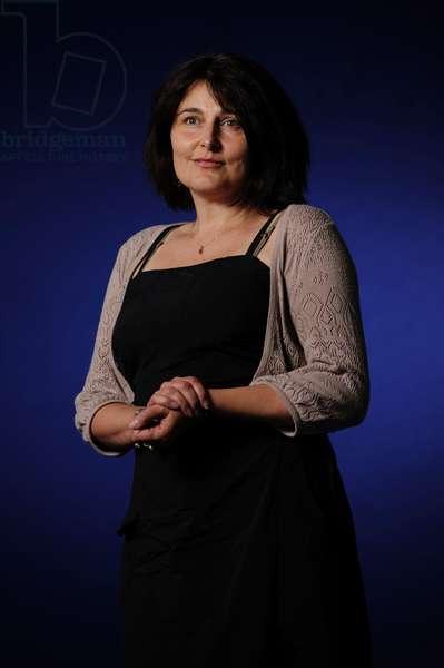 Karen Campbell at the 2013 Edinburgh International Book Festival