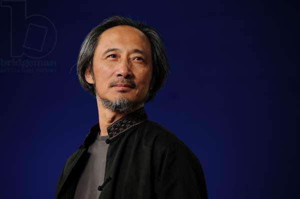 Ma Jian at the 2013 Edinburgh International Book Festival