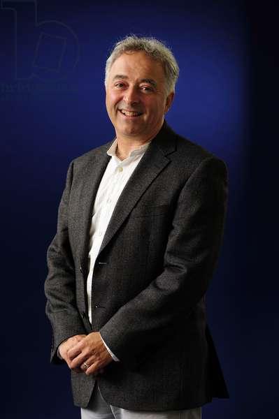 Frank Cottrell Boyce at the 2013 Edinburgh International Book Festival