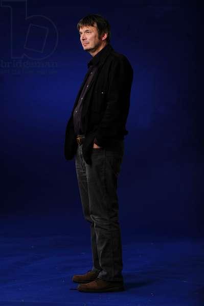Ian Rankin at the 2013 Edinburgh International Book Festival