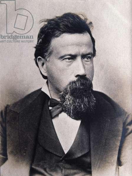 Portrait of Amilcare Ponchielli (1834-1885) italian composer