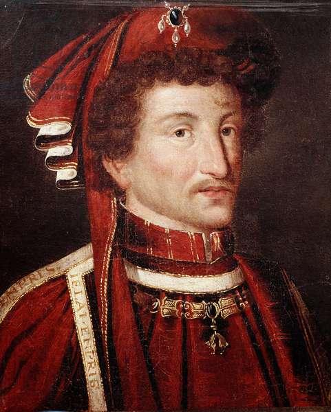 Portrait of Charles the Bold, Duke of Burgundy (painting, 17th century)