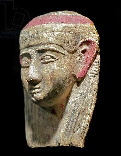 Female Head (terracotta)
