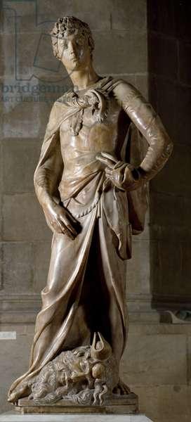 David, 1409 (Marble sculpture)