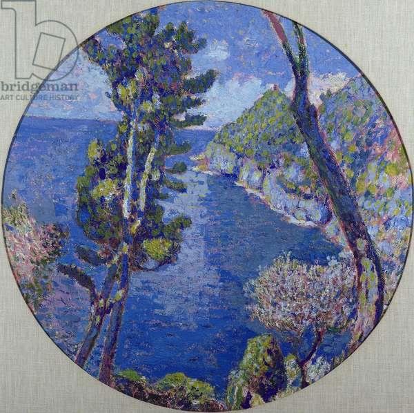 Promontory (Ligurian Coast), c.1914-18 (oil on canvas)
