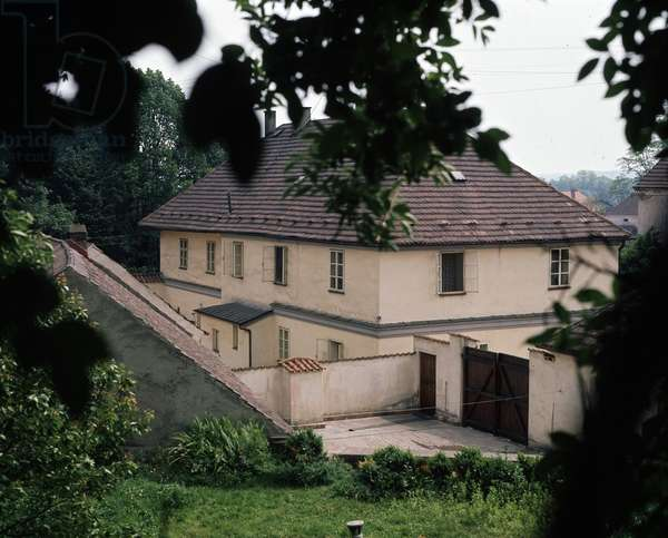 Birthplace of Antonin Dvorak, Nelahozeves (photo)
