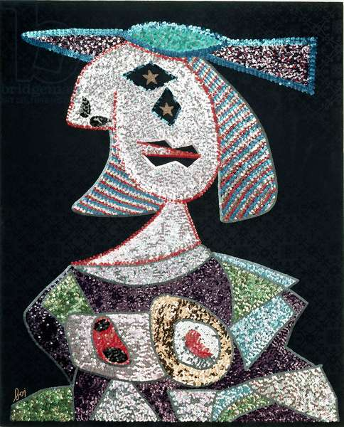 Multiple Woman, 20th century (painting)