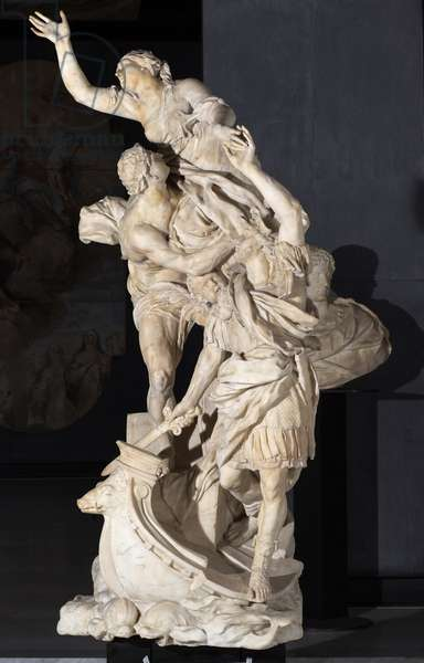 The rat of Elena, after 1683 (marble)