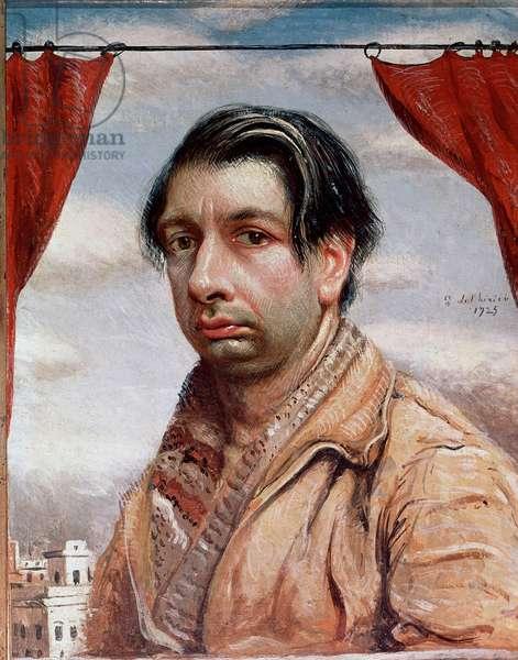 Self Portrait (Oil on canvas, 1925)