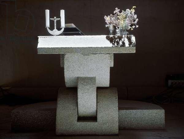 Altar, 20th century (Sculpture)