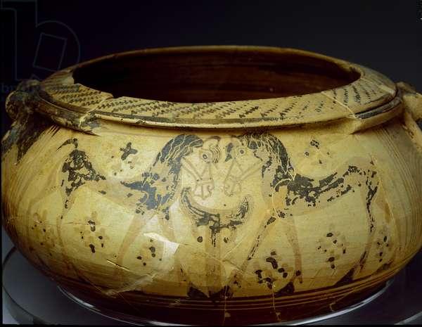 Dinos, , from Acropolis of Herakleia -