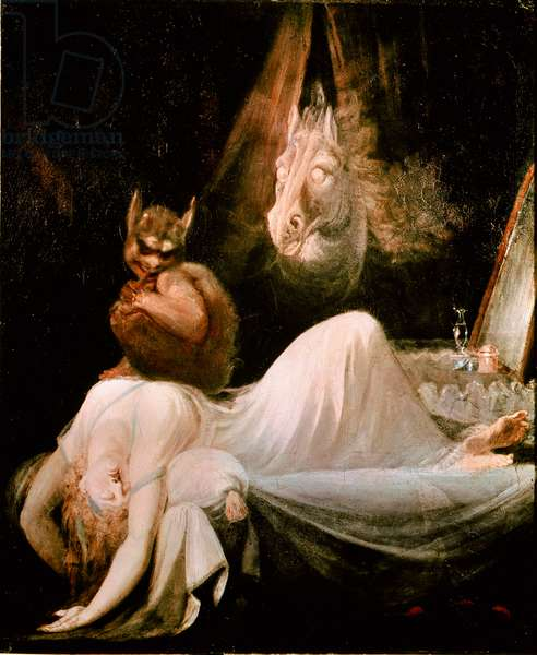 The Nightmare, 1782 (painting)
