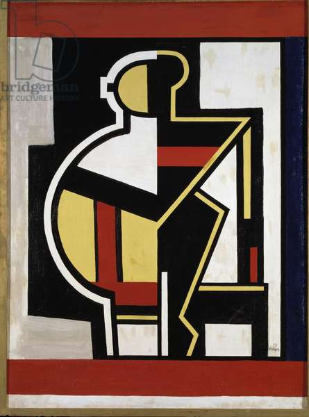 Composition abstraite, 1919 (painting)