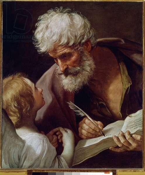 Matthew the Apostle (Oil on canvas, 17th century)