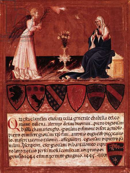 Annunciation (painting, 15th century)