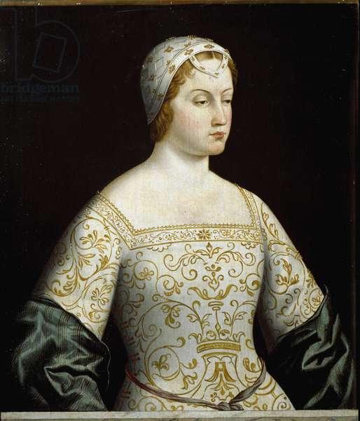 Portrait of Laura de Noves, 16th century (painting)