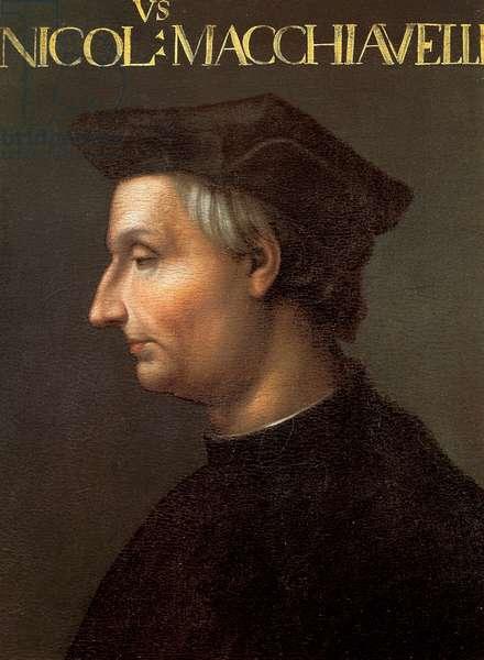 Niccolo di Bernardo dei Machiavelli, c.1552-68 (oil)