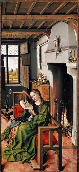 Holy Beard (oil on wood, 1438)
