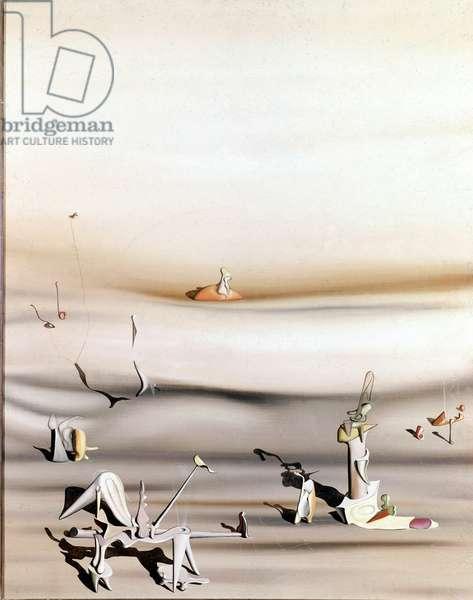 Jours de lenteur, 1937 (oil su tela)