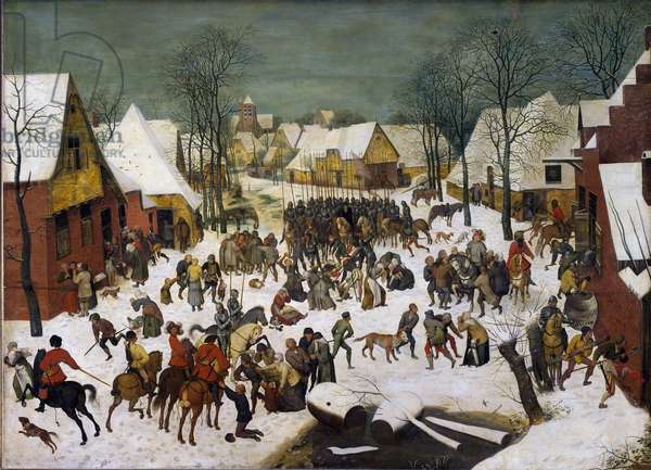 The Massacre of the Innocents (Painting, c.1560s)