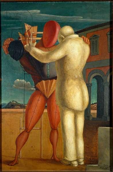 Il figliol prodigo (The Prodigal Son), 1922 (tempera)