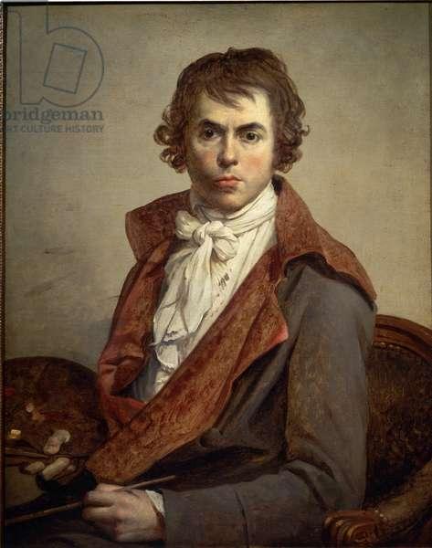 Self-Portrait - 1794, Oil on canvas