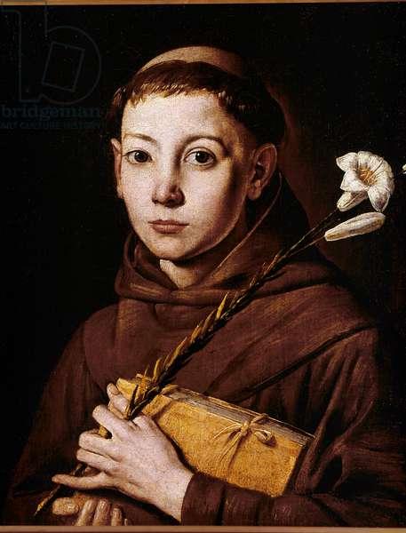 Saint Anthony of Padua, c.1575-80
